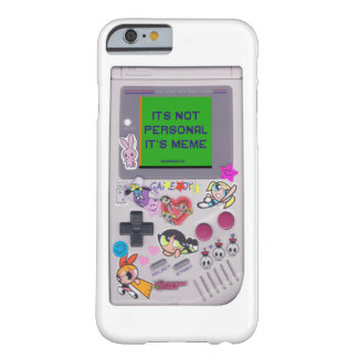 ITS NOT PERSONAL, ITS MEME - iPhone 6/6s Case