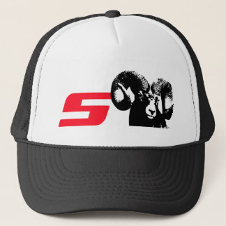 Its Not Pronounced Es-Ram Trucker Hat
