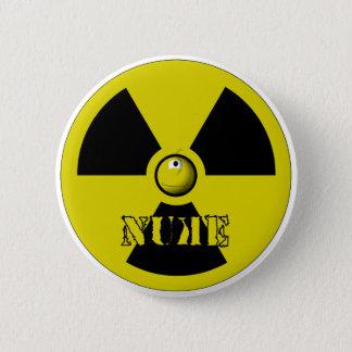 It's Nuke! 6 Cm Round Badge