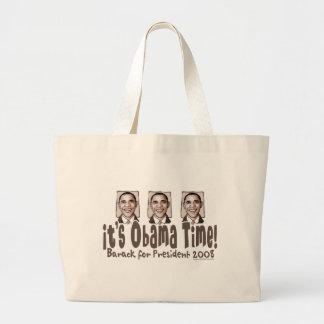 It's Obama Time Bag