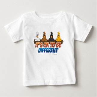 It's OK To be Different Tshirts