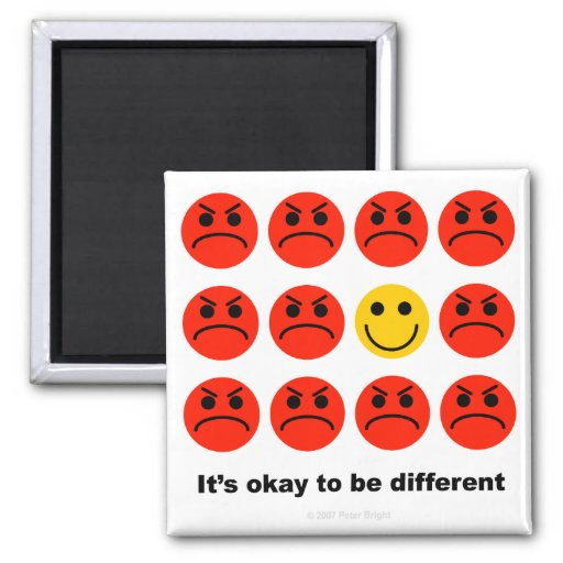 It's okay to be different - Magnet