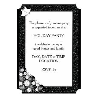It's Our Pleasure Christmas Party Invitation