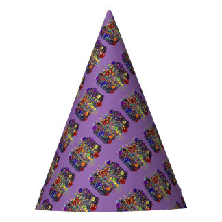 It''s Party Time!!!   in Purple Party Hat