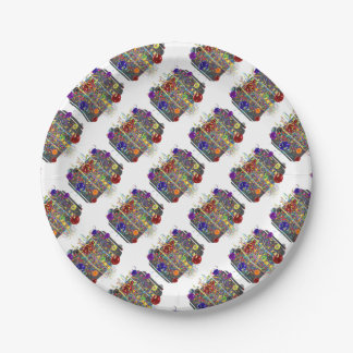 It's Party Time! Paper Plate