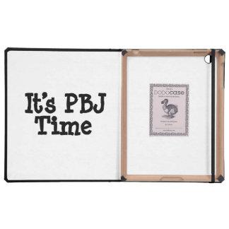 Its PBJ Time iPad Cover