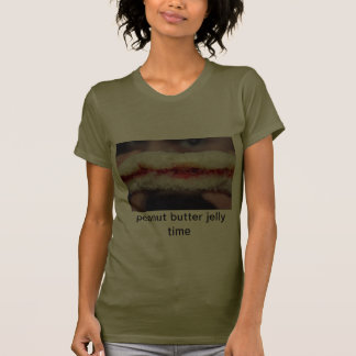 It's peanut butter jelly time! tshirt