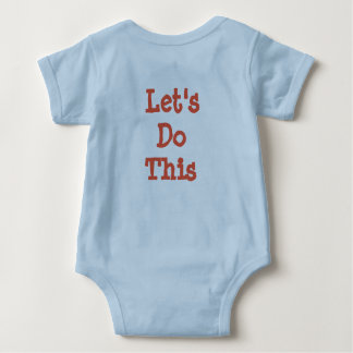 It's Play Time baby shirt