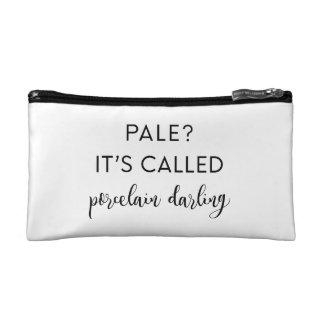 It's Porcelain Darling Cosmetic Bag