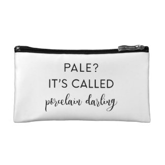 It's Porcelain Darling Makeup Bags