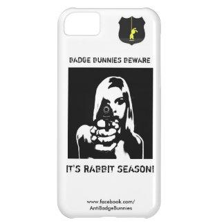 It's Rabbit Season iPhone 5C Cover