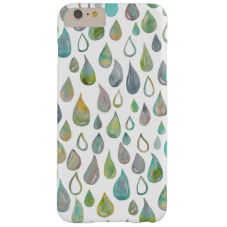 It's raining colors barely there iPhone 6 plus case