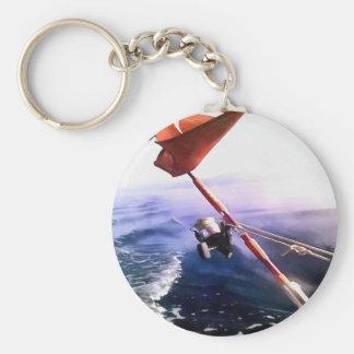 It's Reel - Gone Fishing Key Ring