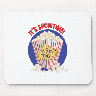 Its Showtime Mouse Pad