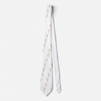 Its Spring Flower Boquet Tie
