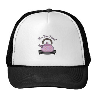 It's Tea Time! Trucker Hat