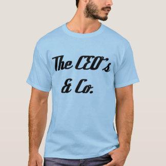 It's The CEO's Light Blue T-shirt