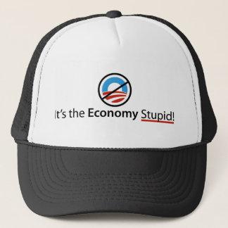 It's The Economy Stupid Hat