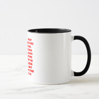 It's the most wonderful time of the year.With t... Mug