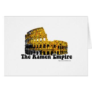 Its The Ramen Empire Card