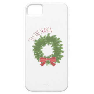 It's The Season Cover For iPhone 5/5S