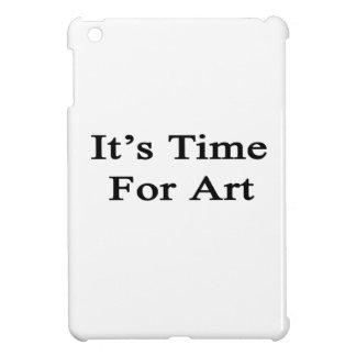It's Time For Art iPad Mini Covers