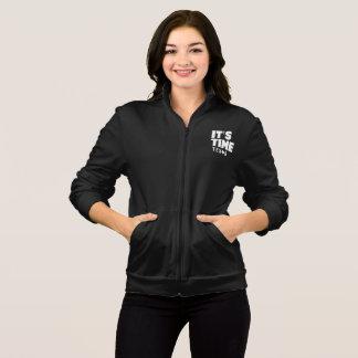 IT'S TIME TEXAS Women's Full Zip Jacket