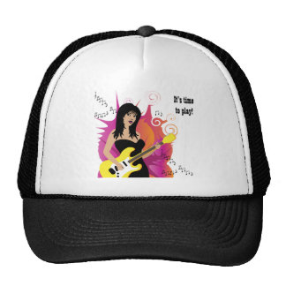 It's time to play! trucker hats