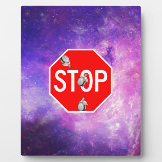 its time to stop filthy frank stop sign galaxy plaque