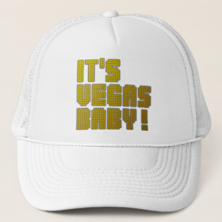 It's Vegas Baby! Trucker Hat