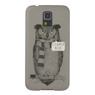 It's winter... cases for galaxy s5