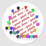 It's your Birthday! Birthday Balloons Photo Frame