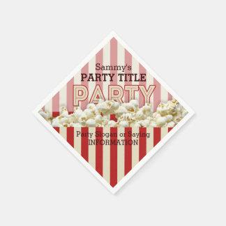 It's Your Custom Party Napkins Personalize This! Disposable Serviette