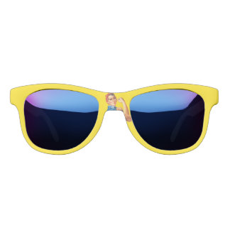 It's Your Custom Rosie Party Personalize This Sunglasses