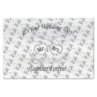 It's Your Wedding Day Tissue Paper