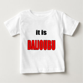 itsdaijoubu daijoubu otaku anime alright fine cond baby T-Shirt