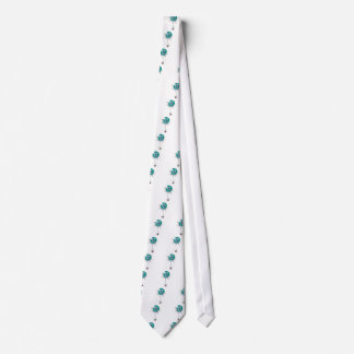 Itsy bitsy spider tie