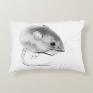 Itty Bitty Mouse Decorative Cushion