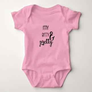 Itty Bitty & Pretty Baby Bodysuit
