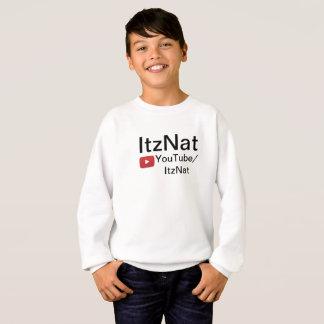 ItzNat merch Sweatshirt