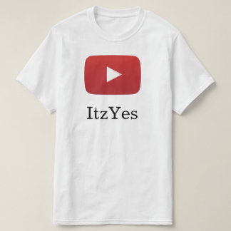 ItzYes YouTube T-Shirt