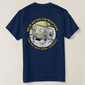 IUBUM Tech Davy Jones T-Shirt