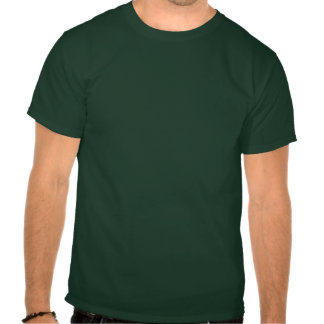 iUni Green on solid shirt