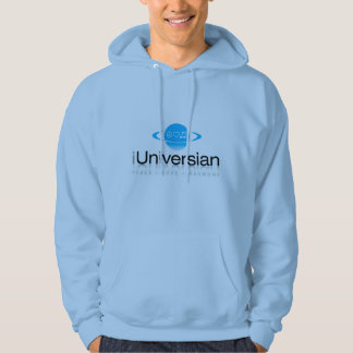 iUniversian, that's your cosmological first name! Hoodie