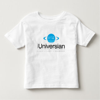 iUniversian, that's your cosmological first name! Toddler T-Shirt