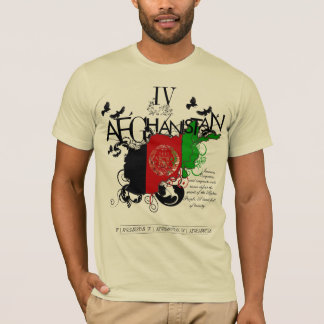 IV Afghanistan-NEW Edition T-Shirt