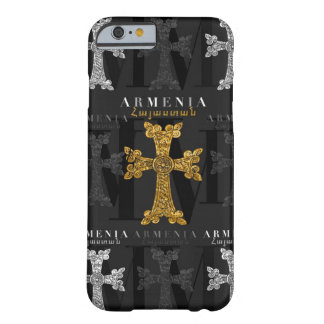 IV - Armenia Barely There iPhone 6 Case
