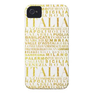 IV - ITALIA UNITA Case-Mate iPhone 4 CASE