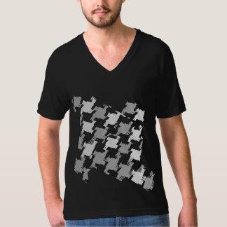 IV - Palestine Kaffiyeh Shirt V Dark