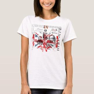 IV United Kingdom Womens T-Shirt
